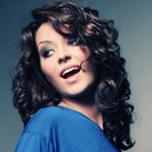 Sängerin Christina