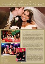 Flyer Hochzeit