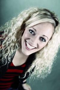Sängerin Curly