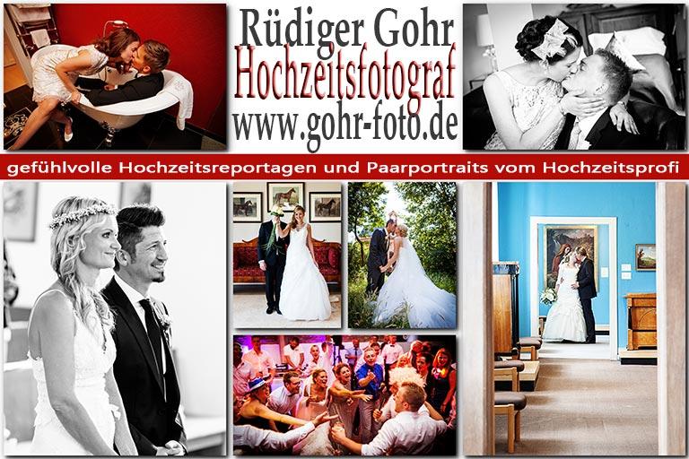 Hochzeitsfotograf Rüdiger Gohr